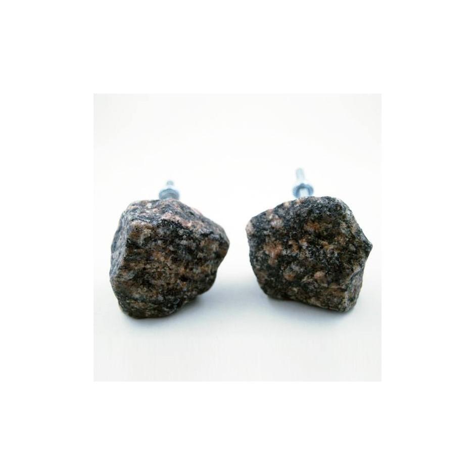 Baldų rankenėlės iš granito