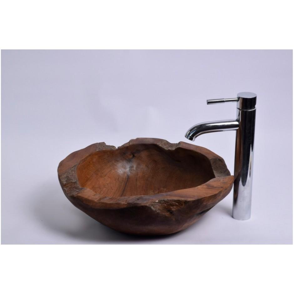 Medinis vonios praustuvas