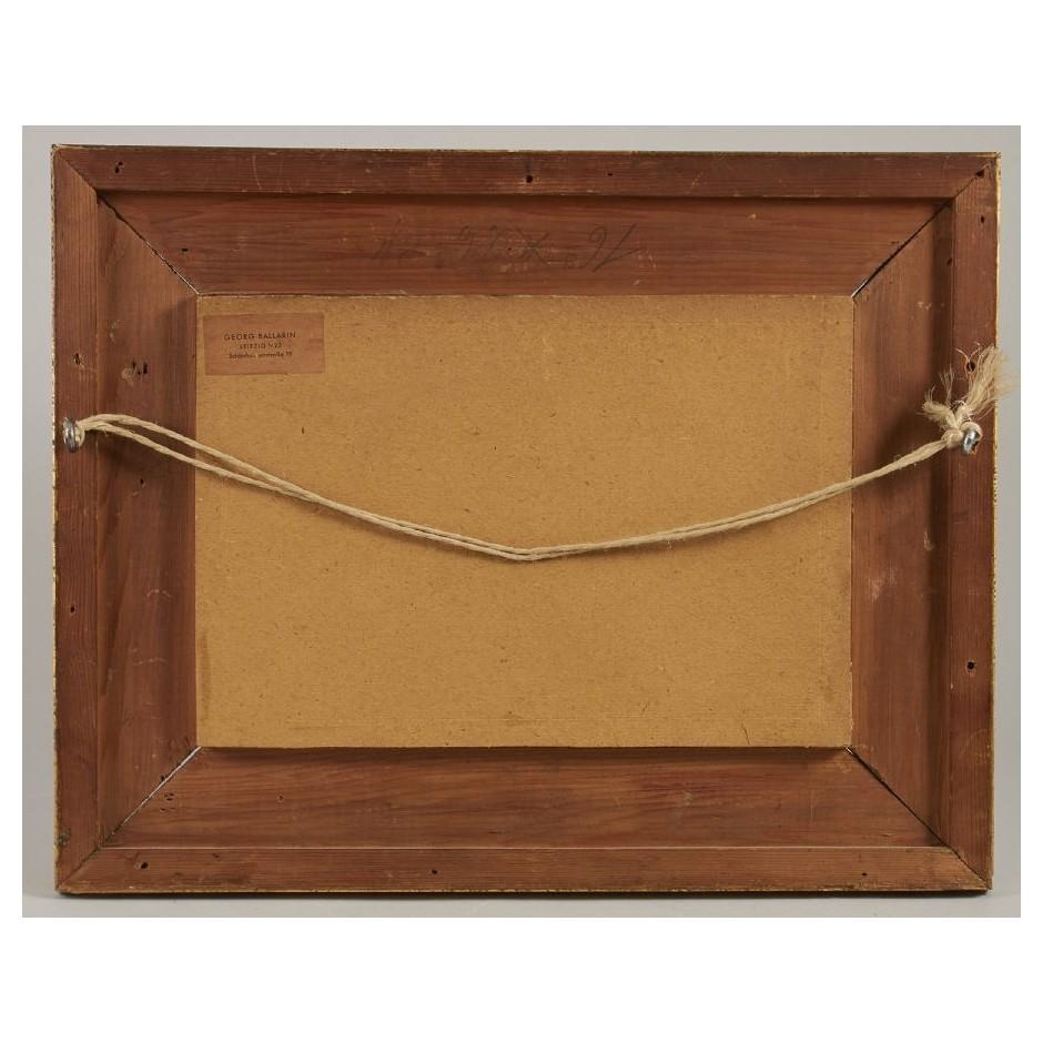 Nenustatyto autoriaus paveikslas, aliejus ant medinės panelės