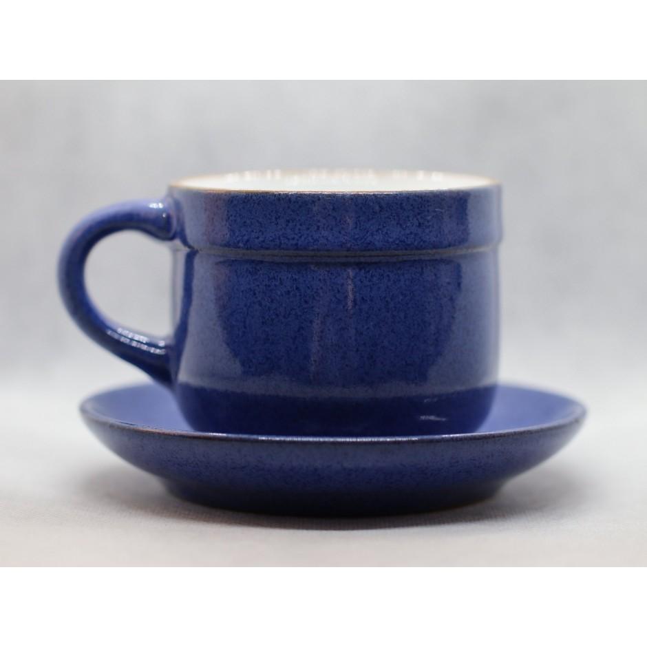 Ceracron kavos puodelis su lėkštute