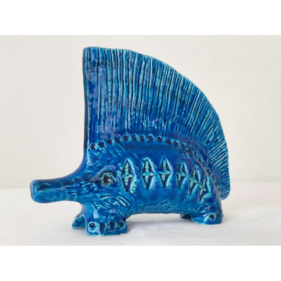 """Itališka keramika Bitossi, sklptorius Aldo Londi """"Ežiukas"""""""