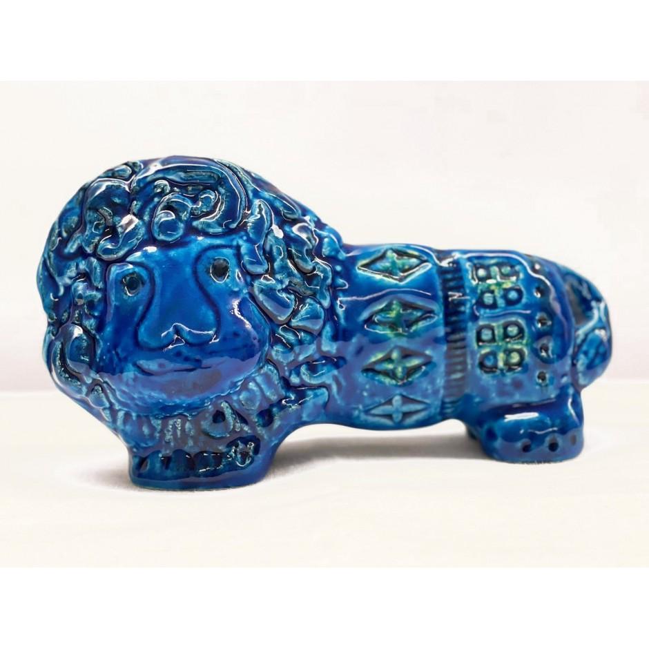 """Itališka keramika Bitossi, sklptorius Aldo Londi """"Liūtas"""""""